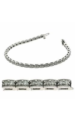 S. Kashi and Sons Diamond Bracelet B4019-2WG product image