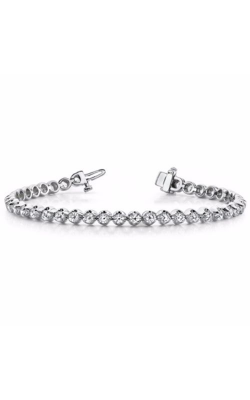 S Kashi & Sons Diamond Bracelet B4075-1WG product image