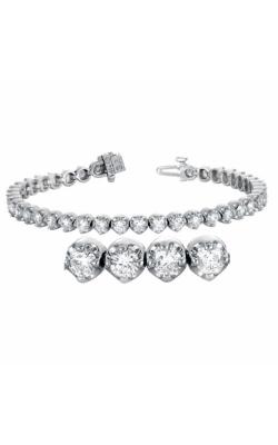 S. Kashi and Sons Diamond Bracelet B4226-3WG product image