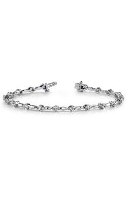 S. Kashi and Sons Diamond Bracelet B4262-1WG product image