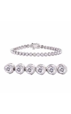 S. Kashi and Sons Diamond Bracelet B4355-2WG product image
