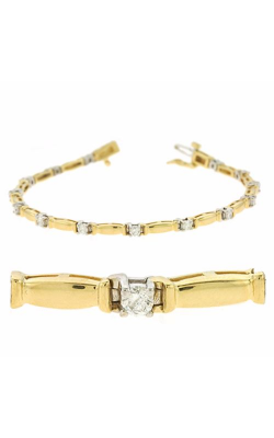S. Kashi and Sons Diamond Bracelet B4362-1YW product image