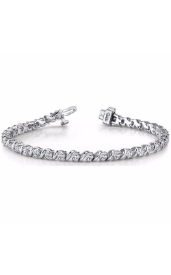 S. Kashi and Sons Diamond Bracelet B4202-2WG product image