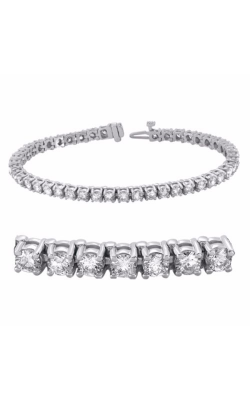 S. Kashi and Sons Diamond Bracelet B4399-5WG product image