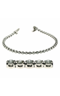 S. Kashi and Sons Diamond Bracelet B4025-3WG product image