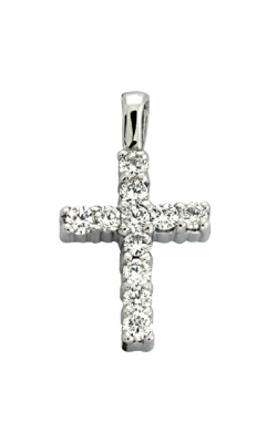 OPJ Signature Crosses Necklace P2734WG product image