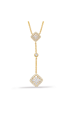 OPJ Signature Diamond Necklace N1205YG product image