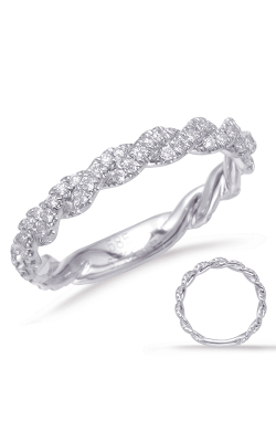 OPJ Signature Stackables Wedding Band EN7943-BWG product image