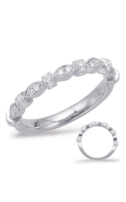 Deutsch & Deutsch Bridal Stackables Wedding Band EN7951-B10WG product image