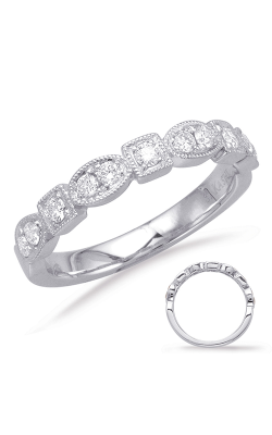 Deutsch & Deutsch Bridal Stackables Wedding Band EN7976-B75WG product image