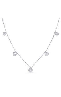 OPJ Signature Diamond Necklace N1215WG product image