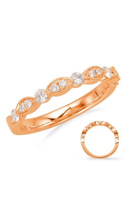 Deutsch & Deutsch Bridal Stackables Wedding band EN8055-B50RG product image