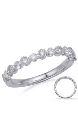 Deutsch & Deutsch Bridal Stackables Wedding band EN8147-BWG product image