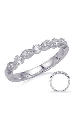 Deutsch & Deutsch Bridal Stackables Wedding band EN8151-BWG product image