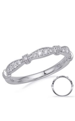 Deutsch & Deutsch Bridal Stackables Wedding band EN8152-BWG product image