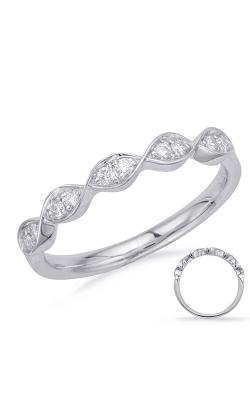 Deutsch & Deutsch Bridal Stackables Wedding band EN8157-BWG product image