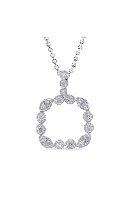 S Kashi & Sons Fashion Diamond Necklace P3307WG product image