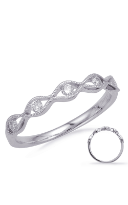 OPJ Signature Stackables Wedding Band EN8181-BWG product image