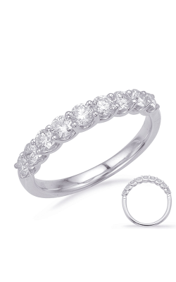 OPJ Signature Prong Set Wedding Band EN8188-B10WG product image