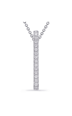 S Kashi & Sons Fashion Diamond Necklace P3317WG product image