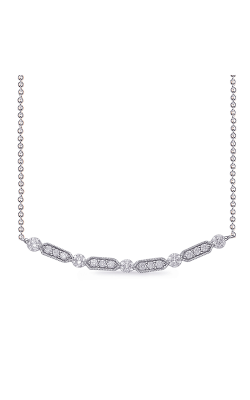 OPJ Signature Diamond Necklace N1226WG product image