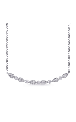 OPJ Signature Diamond Necklace N1227WG product image