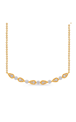 S Kashi & Sons Diamond Necklace N1227YG product image