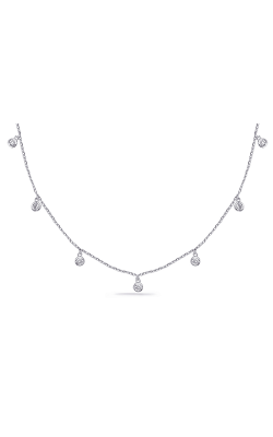 OPJ Signature Diamond Necklace N1074-2.3MWG product image