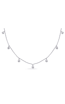 OPJ Signature Diamond Necklace N1074-2.5MWG product image