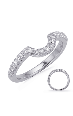 OPJ Signature Curved Wedding Band EN8074-B7X5MWG product image