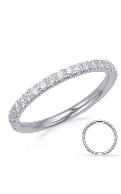 S Kashi & Sons Matching Band Wedding Band EN8202-BWG product image