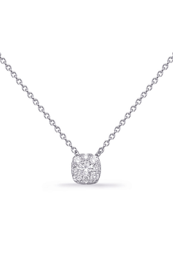 OPJ Signature Diamond Necklace N1229WG product image