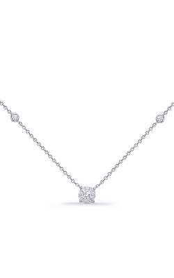 OPJ Signature Diamond Necklace N1230WG product image