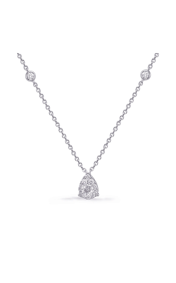 OPJ Signature Diamond Necklace N1231WG product image