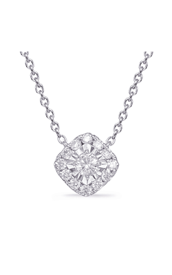 OPJ Signature Diamond Necklace N1233WG product image
