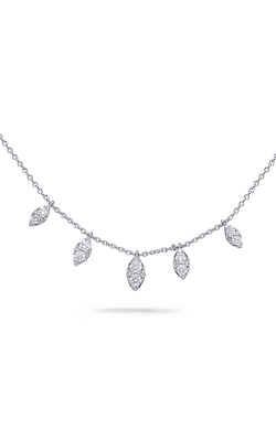 OPJ Signature Diamond Necklace N1235WG product image
