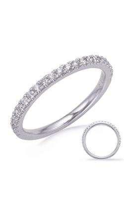 Deutsch & Deutsch Bridal Classic Wedding band EN8285-B10WG product image