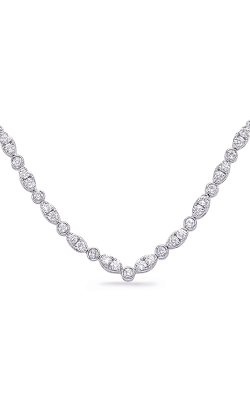 OPJ Signature Diamond Necklace N1249WG product image