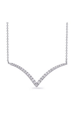 S Kashi & Sons Diamond Necklace N1252WG product image