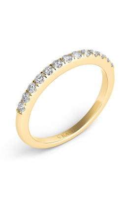 OPJ Signature Prong Set Wedding Band EN7195-BYG product image