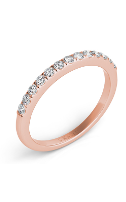 OPJ Signature Prong Set Wedding Band EN7195-BRG product image