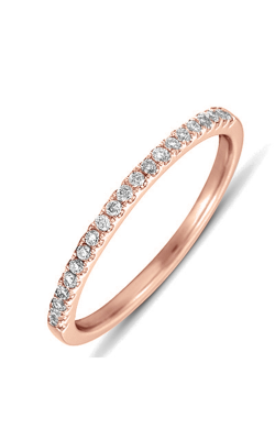 OPJ Signature Prong Set Wedding Band EN7470-BRG product image