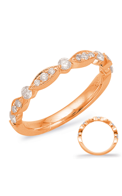 S Kashi & Sons Stackables Wedding Band EN7866-B75RG product image