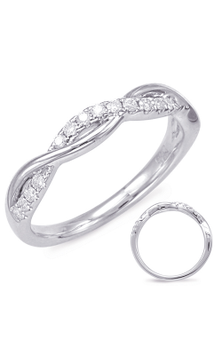 S Kashi & Sons Bypass Wedding Band EN7831-B50WG product image