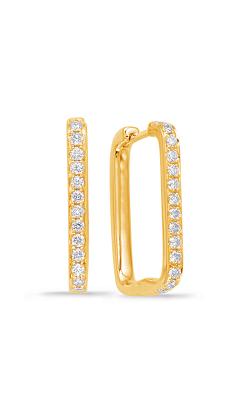 OPJ Signature Hoop Earrings E7943YG product image