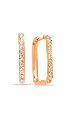 OPJ Signature Hoop Earrings E7943RG product image