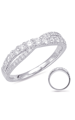 OPJ Signature Crossover Fashion Ring D4554WG product image
