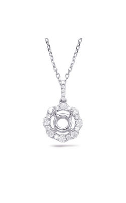 OPJ Signature Halo Necklace P3292-50WG product image