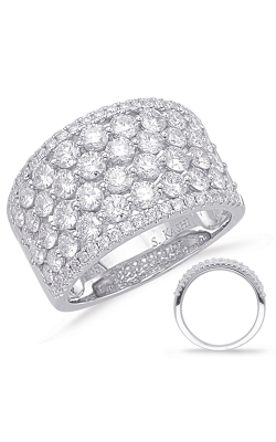 OPJ Signature Diamond Fashion Ring D4627WG product image