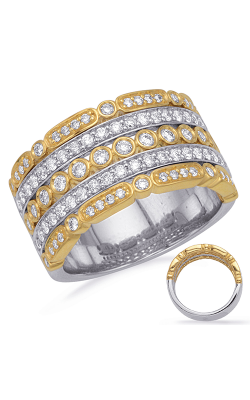 S Kashi & Sons Diamond Fashion Ring D4732YW product image